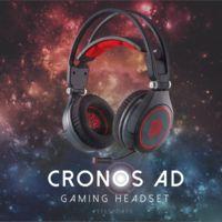 Tt eSports CRONOS AD, audífonos de clase profesional para jugar durante horas