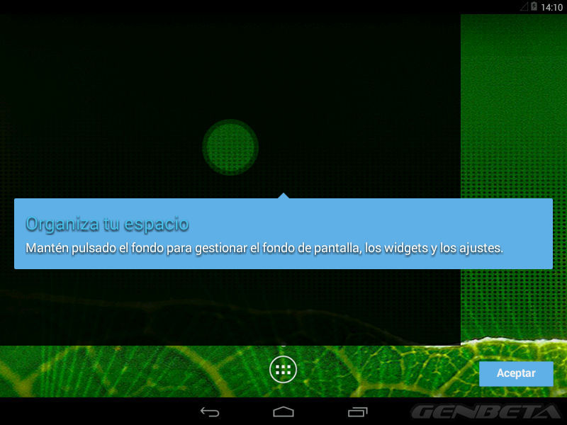 Foto de Android-x86, test de compatibilidad (19/20)