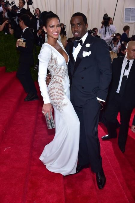 Sean Combs y Cassie