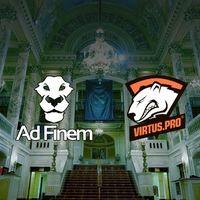 Ad Finem y Virtus.Pro sorprenden en el Clasificatorio Europeo y estarán en el Major de Boston