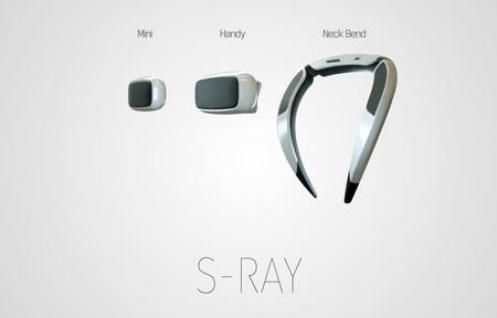 Altavoces privados, gafas de ayuda visual y un dispositivo para el daño pulmonar: los nuevos experimentos de Samsung