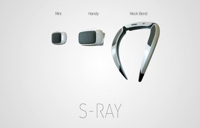 Samsung S Ray
