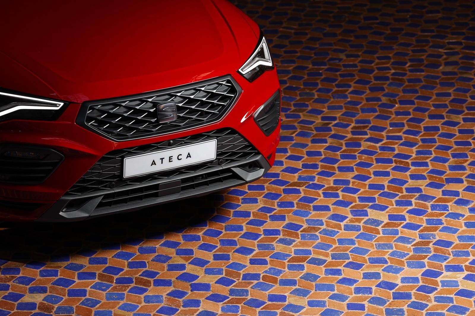 Foto de SEAT Ateca 2020 contacto (64/64)