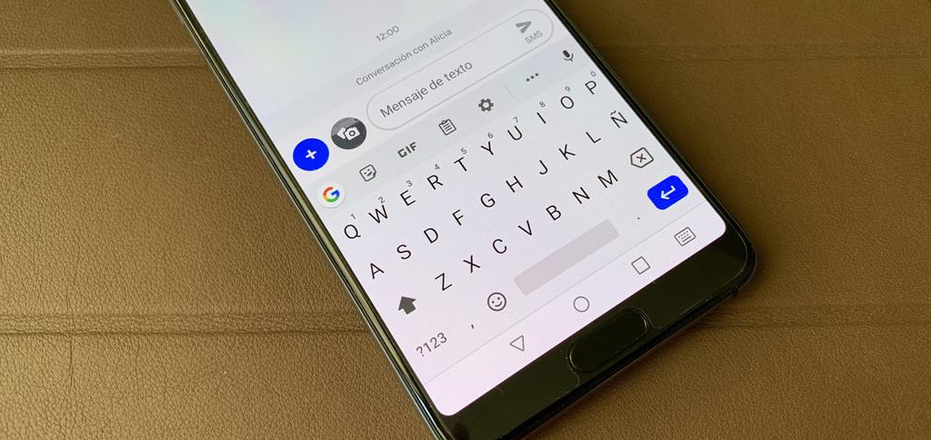 El teclado de Google se prepara para pegar imágenes del portapapeles en otras aplicaciones