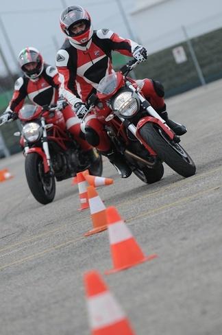 Ducati Riding Experience 2013