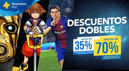 Sony inicia los Descuentos Dobles de PlayStation Plus y estas son las mejores ofertas en PS4, PS3 y PS Vita