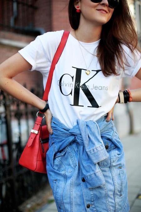 Los '90 pegan fuerte, y Calvin Klein Jeans volverá a tu armario