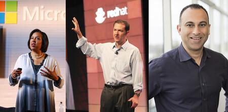 Baile de sillas en la alta dirección tecnológica: grandes ejecutivos de Microsoft, IBM o Intel renuncian a sus puestos