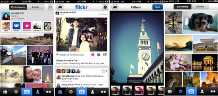 Flickr se suma a la moda de los filtros para incluirlos en su nueva aplicación para iOS