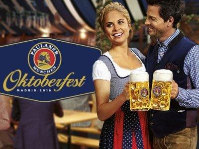 La auténtica fiesta de la cerveza llega de Múnich a Madrid: Paulaner Oktoberfest Bier