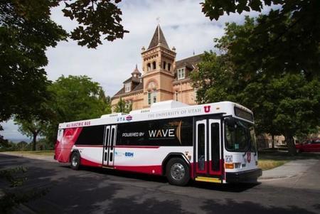 La tecnología de recarga inalámbrica de WAVE se expande por Estados Unidos