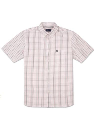 Fred Perry, colección Primavera-Verano 2009, camisa