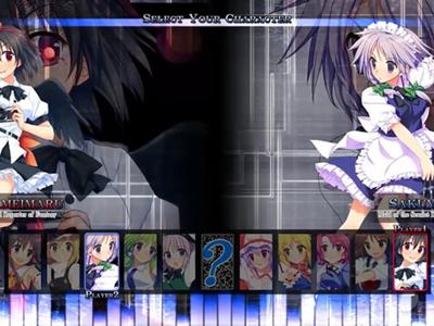 Touhou Genso Rondo: Bullet Ballet llegará en septiembre a PlayStation 4