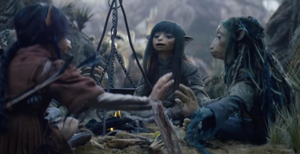 Netflix nos presenta el primer tráiler de 'The Dark Crystal: Age of Resistance', su ambiciosa serie de fantasia con marionetas