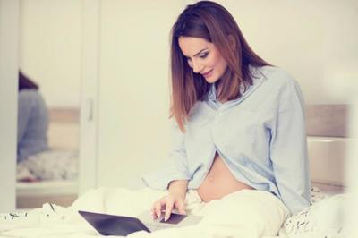 """""""¿Pueden las embarazadas....?"""" Lo que más googlean las futuras mamás en diferentes países"""