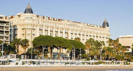 Hotel de Lujo en Cannes: Intercontinental Carlton