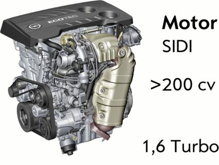 Opel presenta su nuevo motor 1.6 ECOTEC SIDI