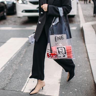 Bolsos dentro de otros bolsos. La nueva manera de renovar nuestros diseños y crear tendencia por el camino