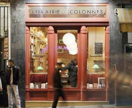 Libraririe Des Colonnes Facebook