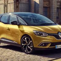 Renault Scenic, el monovolumen que quiere ser crossover