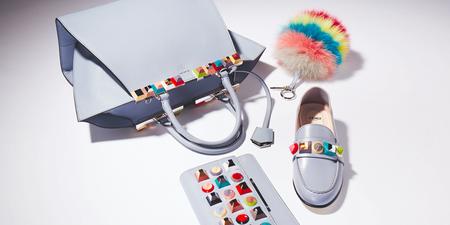 Ya esta aquí la nueva colección de Fendi para Saks, ¡queremos uno de cada por favor!