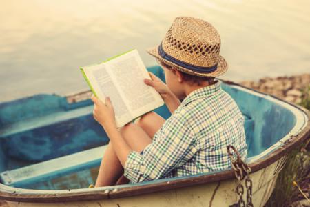 Lecturas para niños en verano