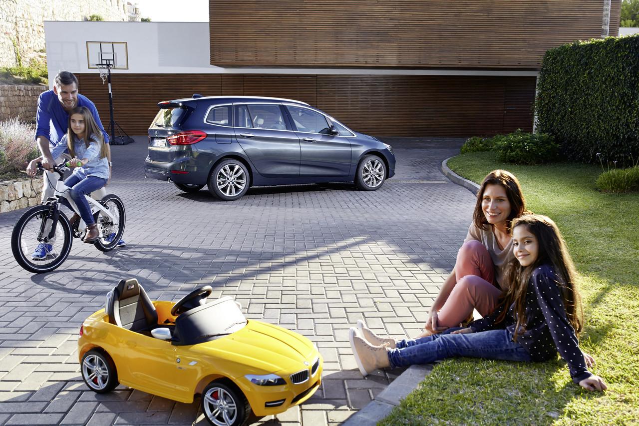 Foto de BMW Serie 2 Gran Tourer (12/110)