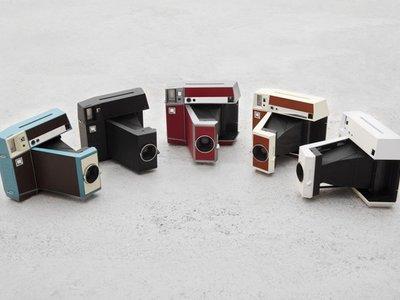 Lomo presenta The Lomo'Instant Square, un proyecto de cámara para hacer fotos instantáneas cuadradas