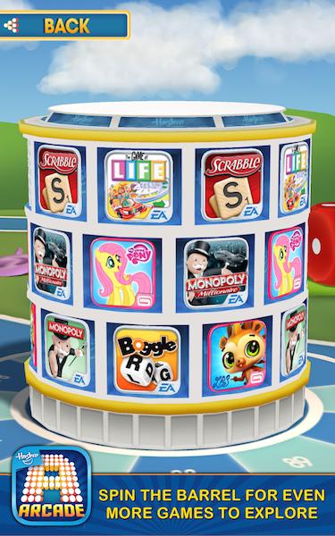 Hasbro Arcade Ruleta