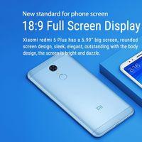 La versión con 4GB de RAM y 64GB de capacidad del Xiaomi Redmi 5 Plus por sólo 145 euros con este cupón