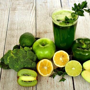 Jugo verde para desintoxicar tu cuerpo de metales pesados