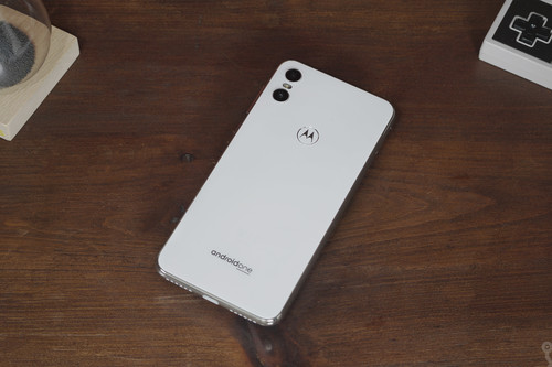 Motorola One, análisis: un experimento
