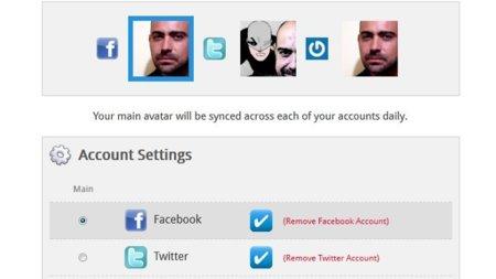 Mantén el mismo avatar en Facebook, Twitter y Gravatar con Avatar Harmony