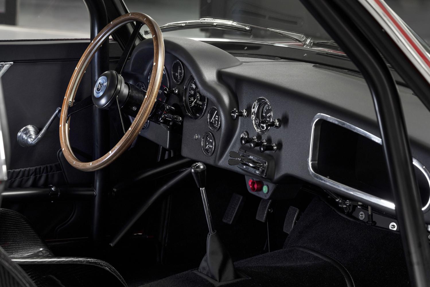 Foto de Aston Martin DB4 GT Zagato Continuation (3/21)