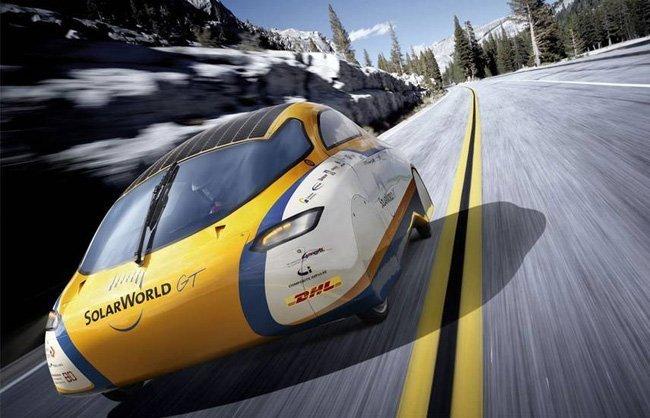 BOcruiser coche solar