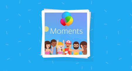 Facebook cerrará Moments, su aplicación para compartir y guardar fotos en la nube, el 25 de febrero