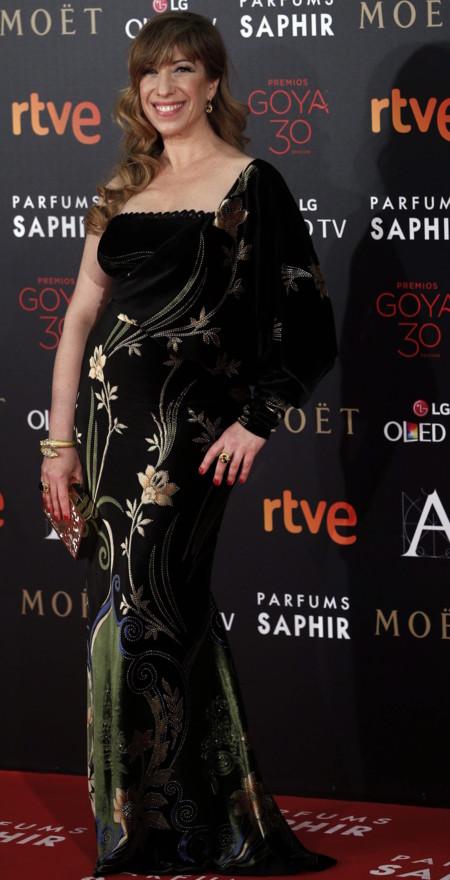 Nathalie Sesena Goya 2016