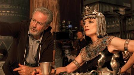 Ridley Scott vuelve a colaborar con Sigourney Weaver tras Alien