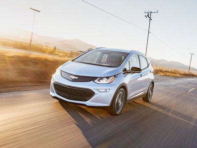 Estos son los cinco candidatos al 'Green Car of the Year 2017'