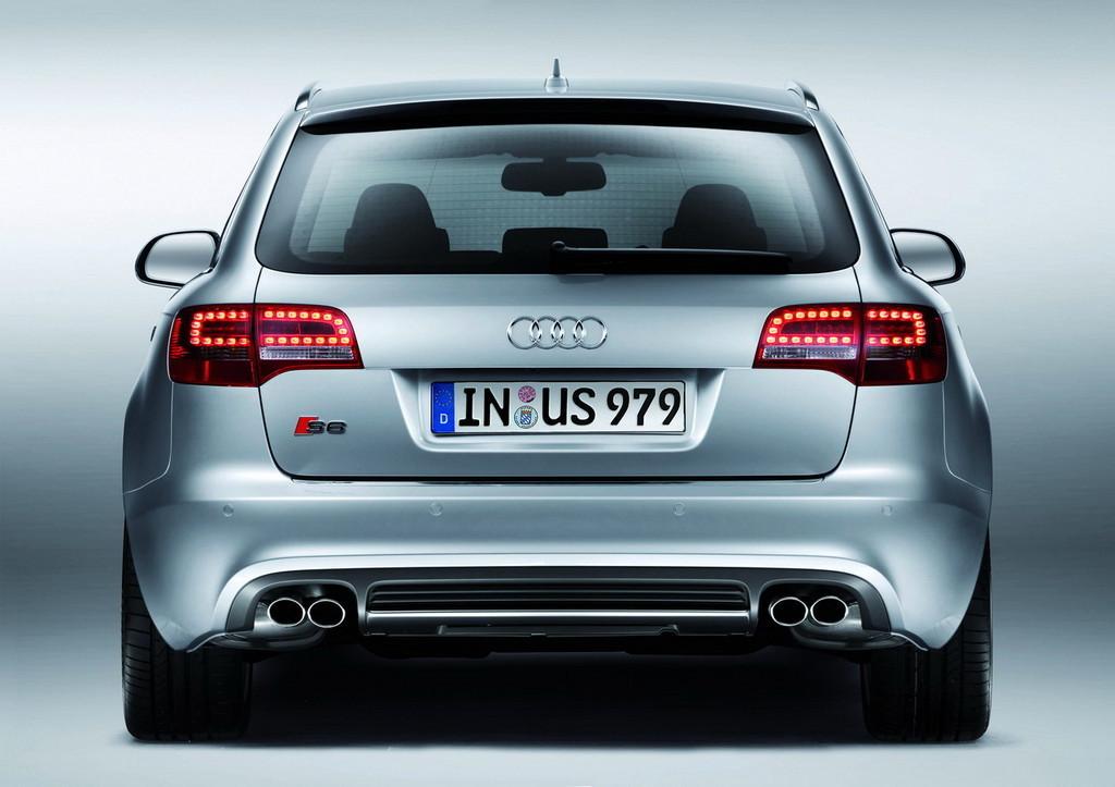 Audi S6 Avant 6 10