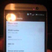 Un nuevo vídeo nos enseña con más detalle el HTC One (M8) «en acción»