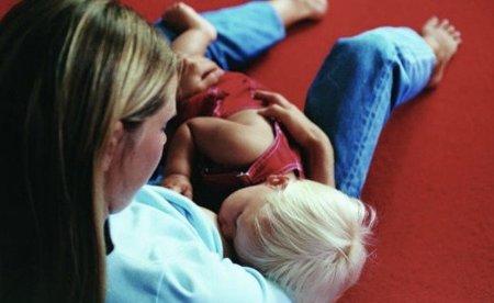 Defendiendo nuestra lactancia materna prolongada