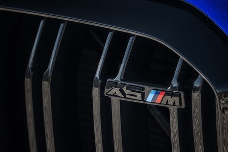 BMW X5 M Competition logo