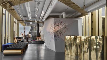 W Amsterdam, un hotel que combina vistas y diseño y que te va a deslumbrar