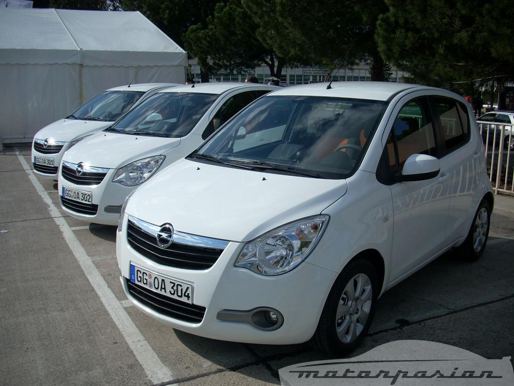 Foto de Opel Agila (presentación) (1/18)