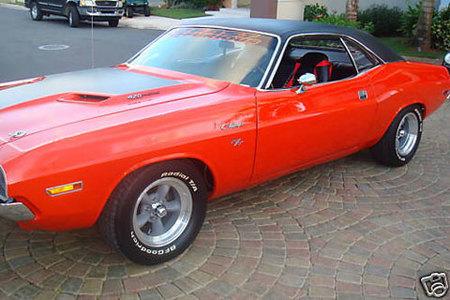 """El 1970 Dodge Challenger R/T de """"2 Fast 2 Furious"""" a la venta en eBay"""