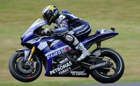 Jorge Lorenzo se perderá la cita del Gran Premio de Malasia