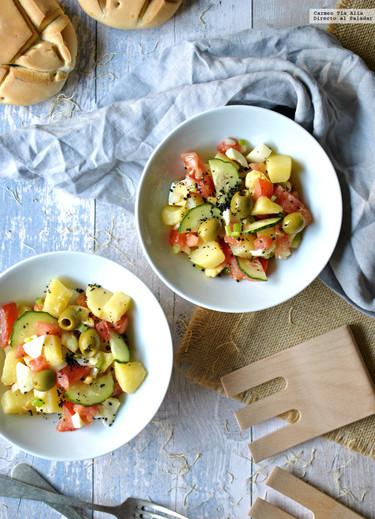 Comer sano en Directo al Paladar (XLVII): el menú ligero del mes