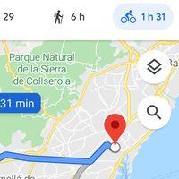 Google Maps mejora la navegación en bici con las nuevas rutas según las estaciones de anclaje