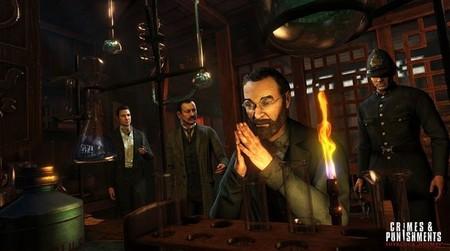 Es elemental ver este tráiler con gameplay de Sherlock Holmes: Crimes & Punishments